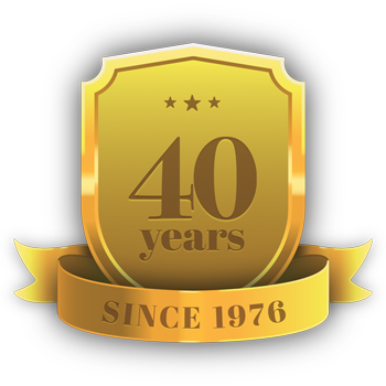 logo fiorangelo quarantesimo anniversario