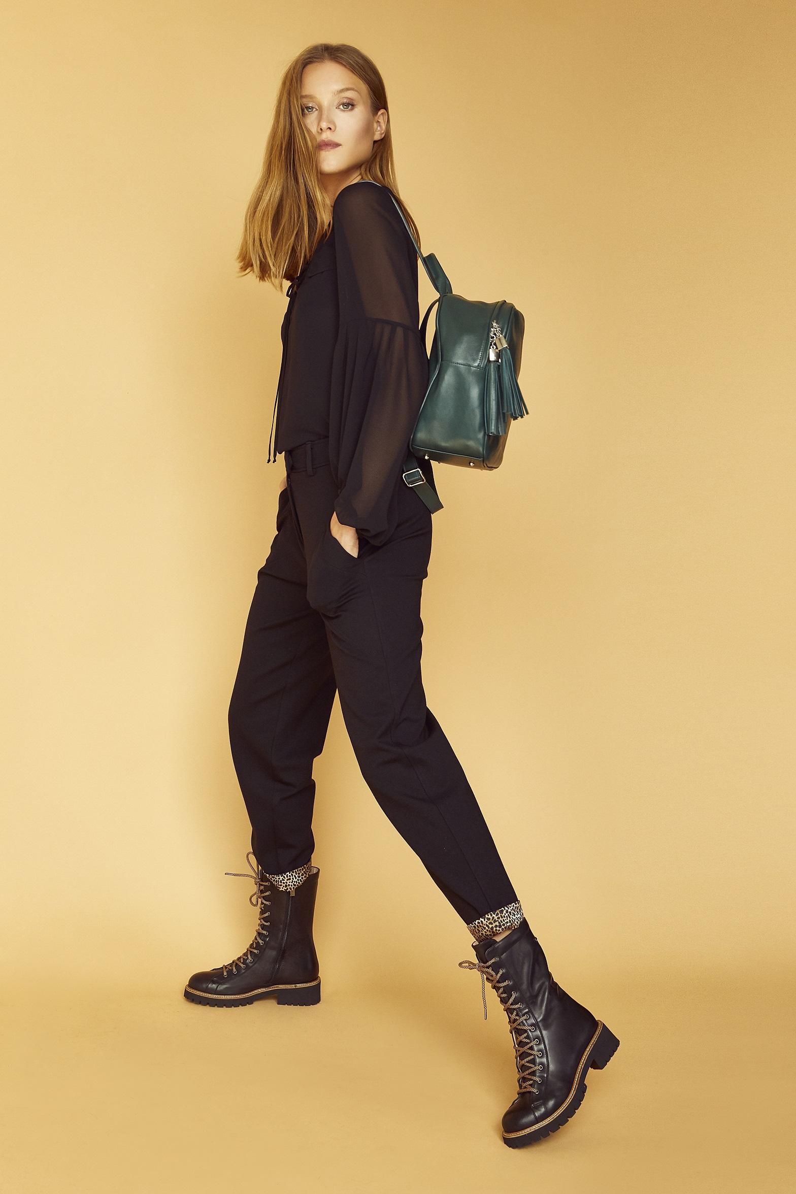 FIORANGELO collezione donna 11 74207 B 74954 boot nero fw20-21 copertina