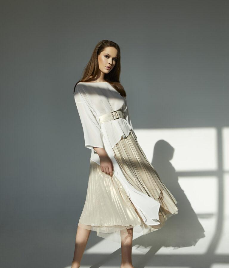 FIORANGELO collezione donna sandalo 73118 bianco ss20 copertina