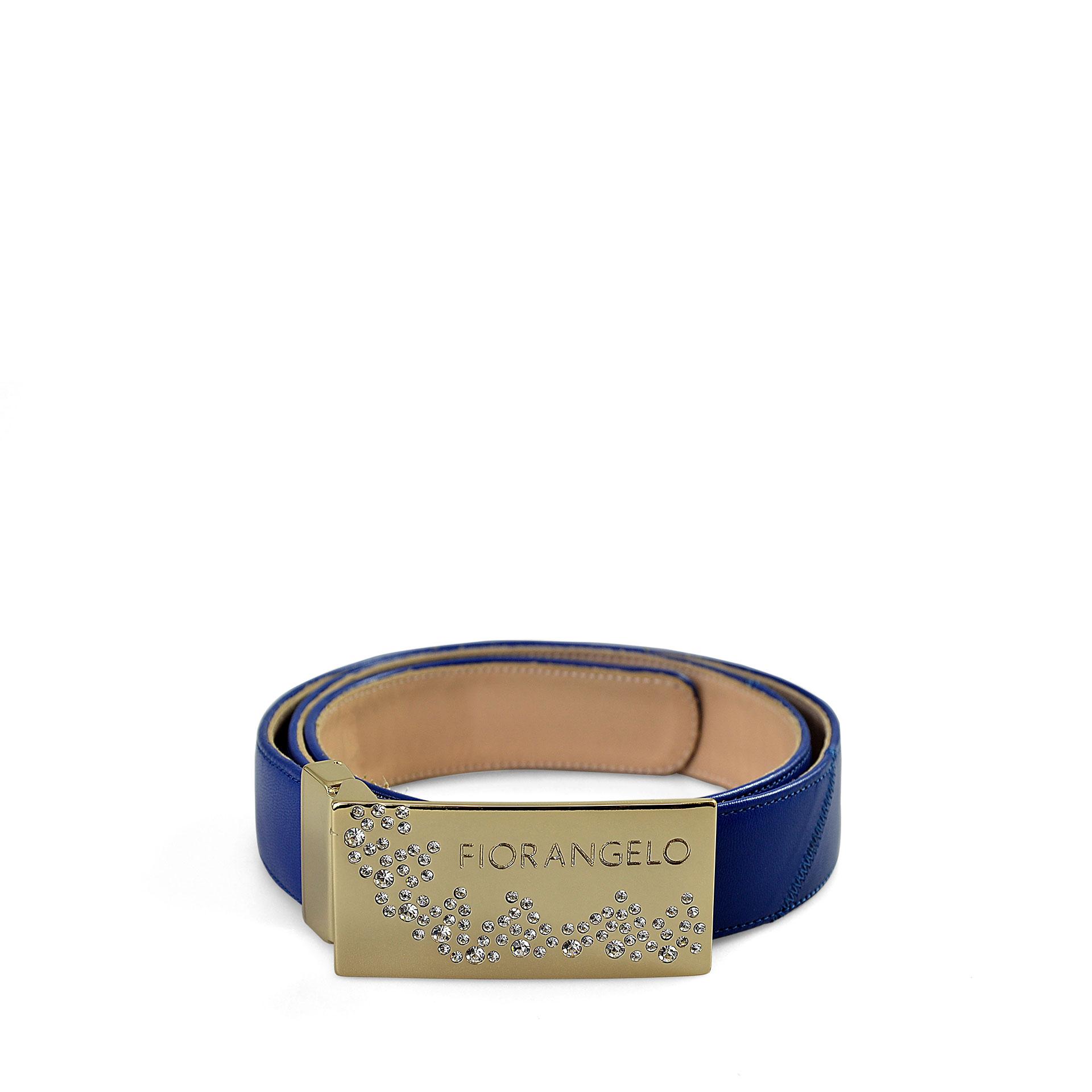 BELTS FIORANGELO WOMAN SS2021 ART. 30780 BLUE